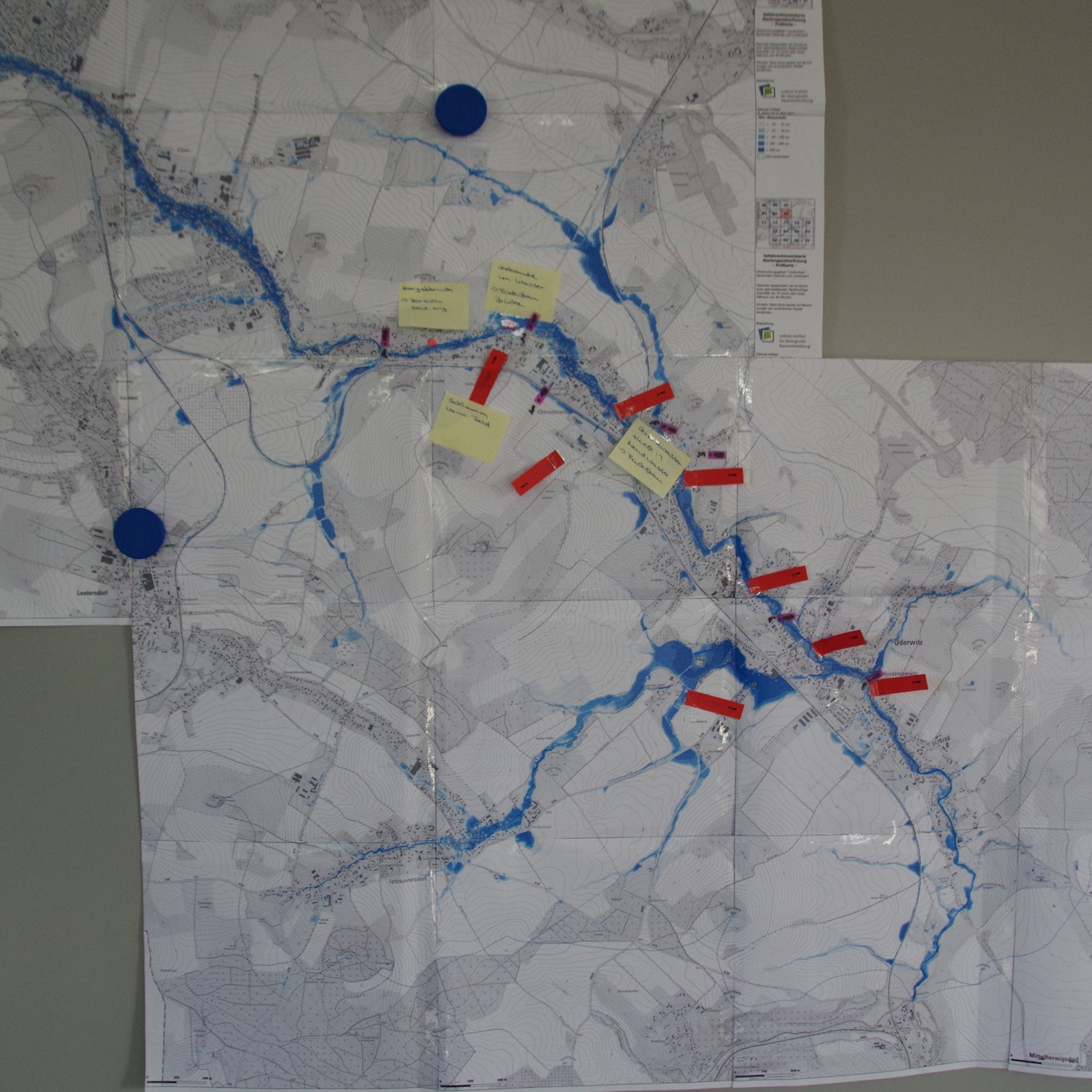 Risk area identification, mapping and designation Image