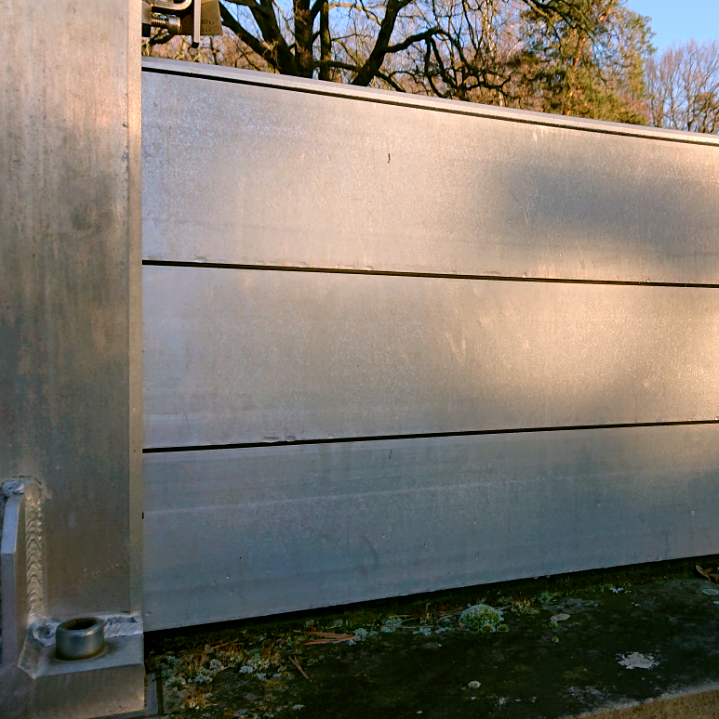 Flood barrier systems Image